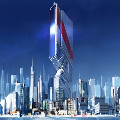 Michal kus mirrorsedge