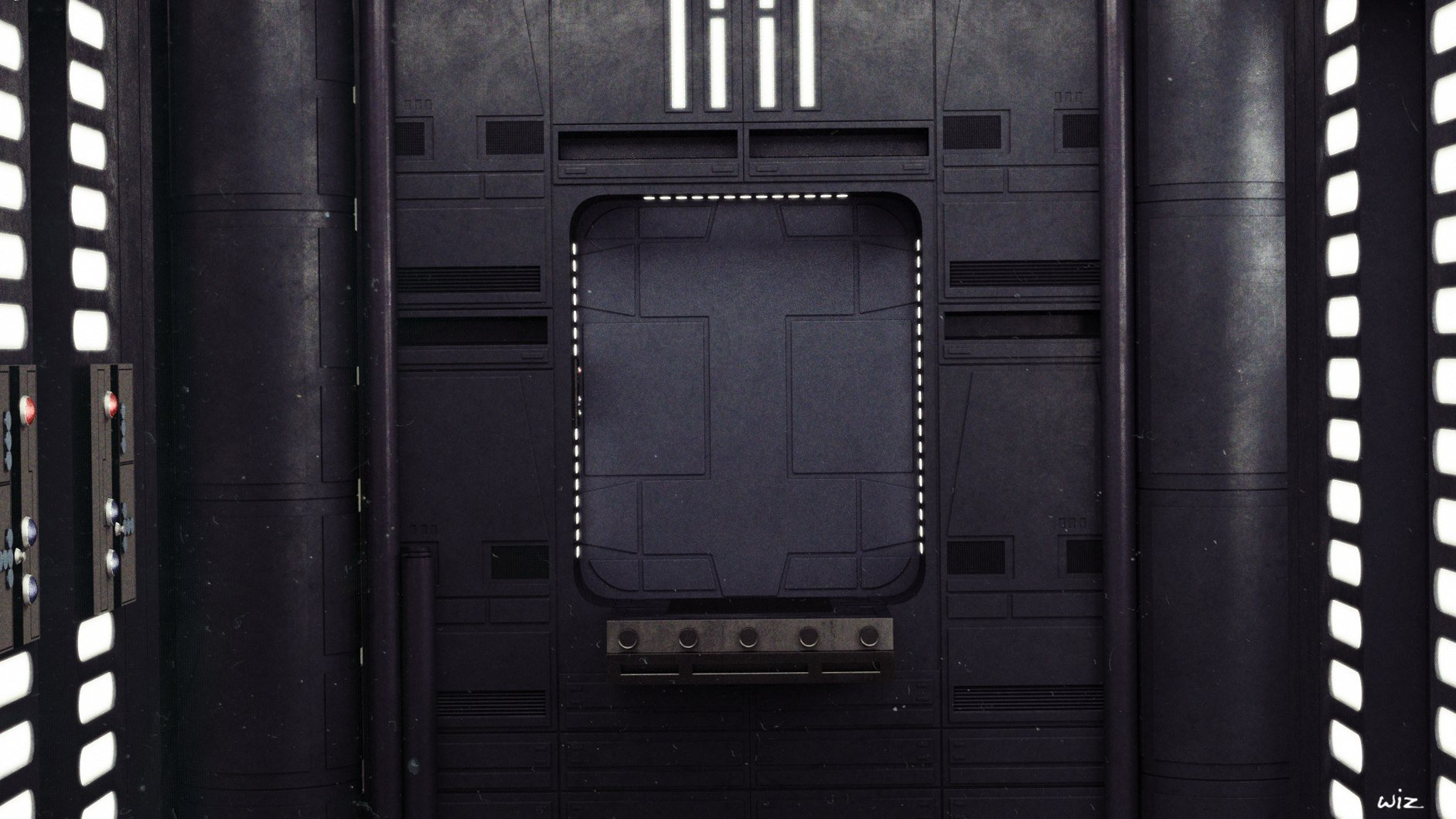 Paul johnson deathstar gantry