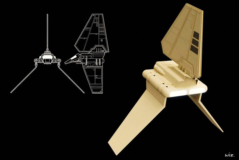 Paul johnson lambda shuttle