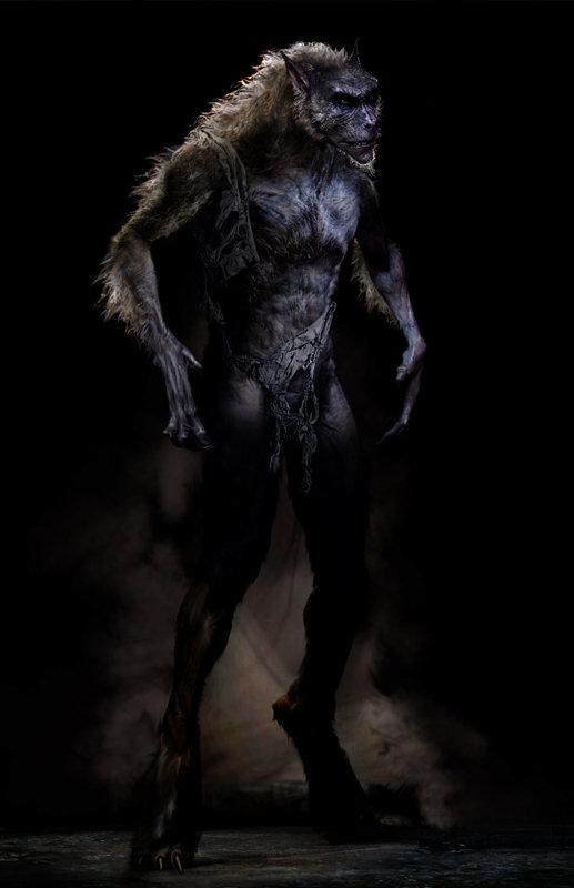 Daren horley werewolf