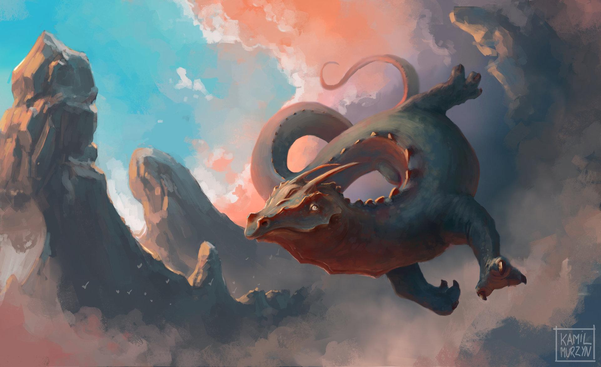 Kamil murzyn dragon2000