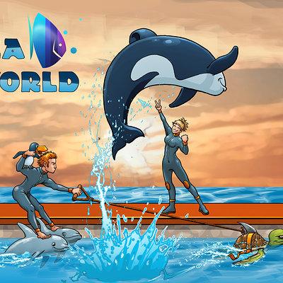 Murat kaya seaworld02