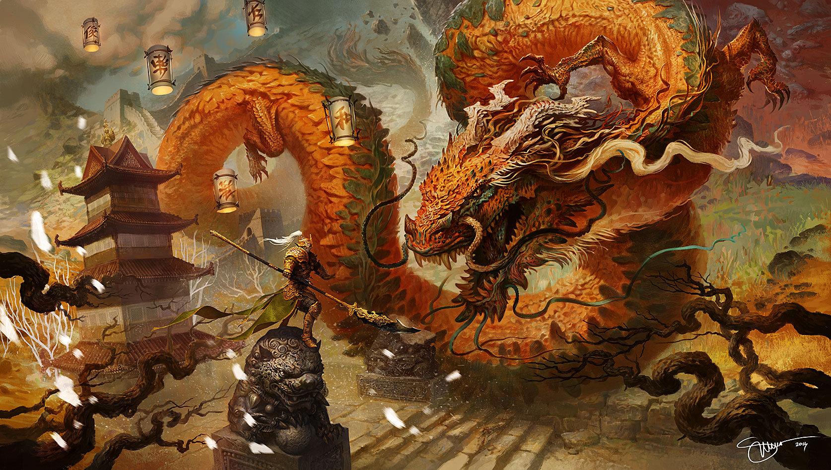 Svetlin velinov beijinggp2014 dragon playmat