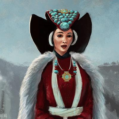 Gabriela shelkalina ladakhi2
