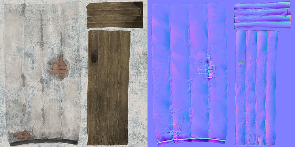 Jeff severson column textures 01