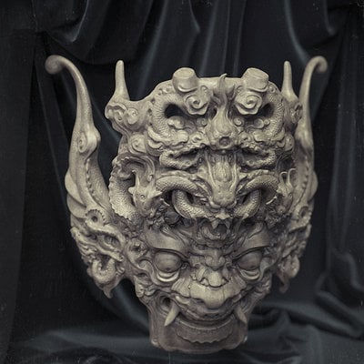Zhelong xu mask