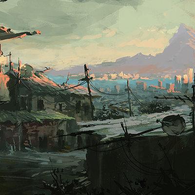 Jacek irzykowski volcano city 1 6