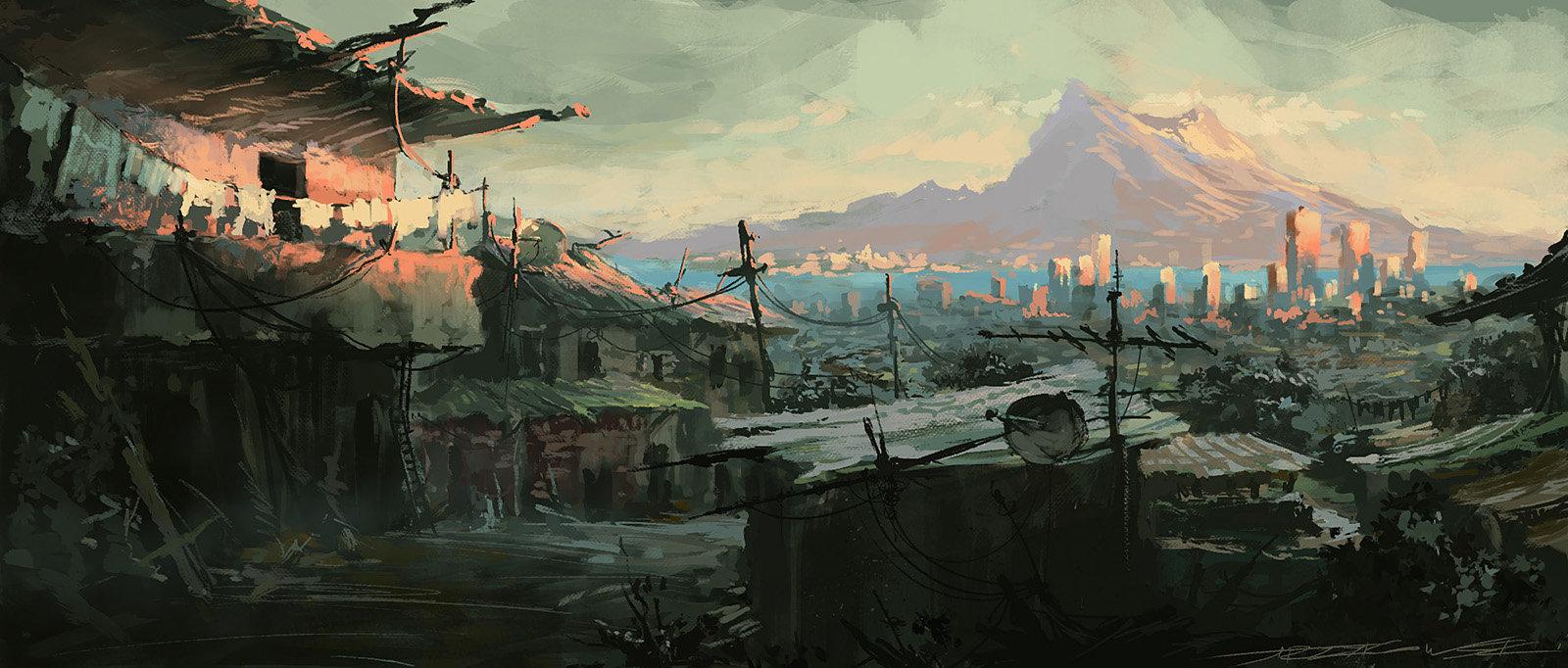 Volcano City