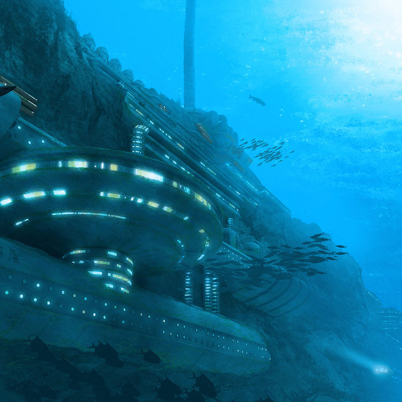 Underwater Research Facility