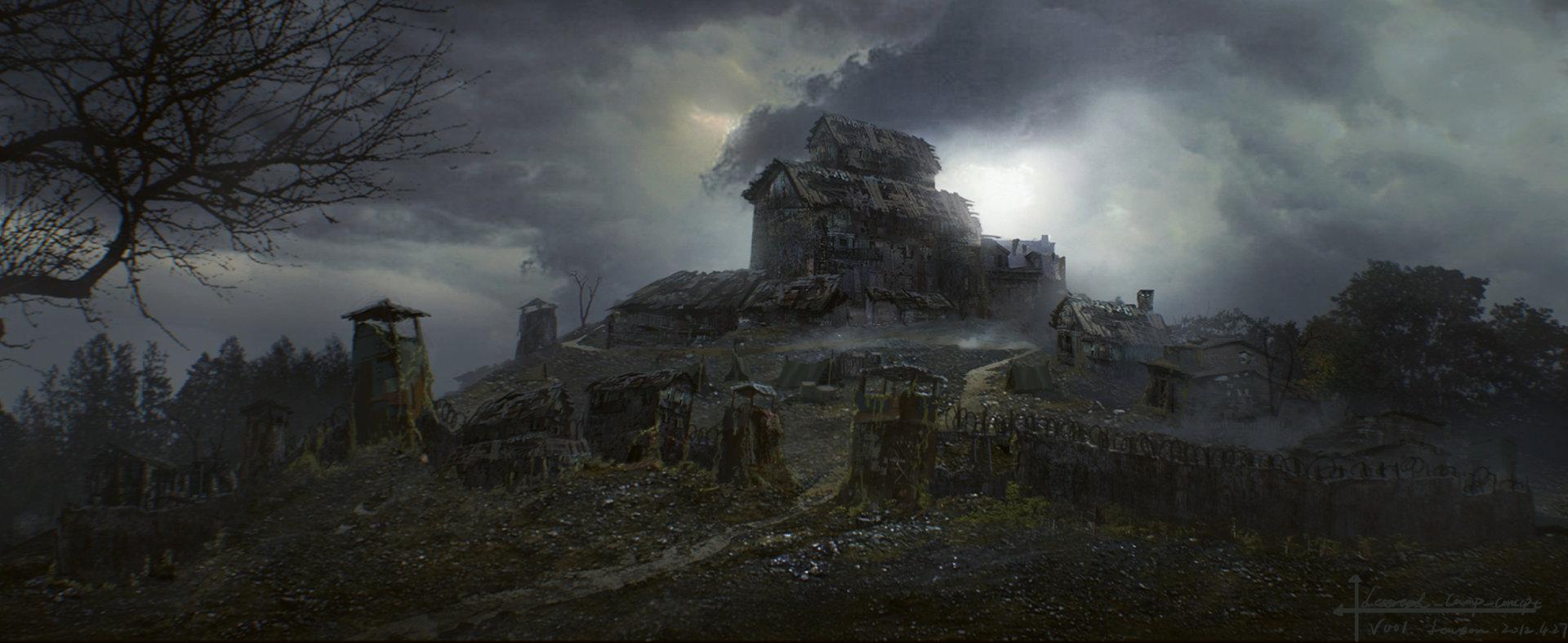Resident Evil  Village Vs Castle Vs Island