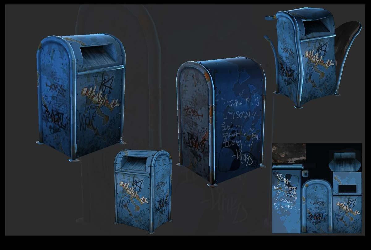 Pere balsach mailbox big