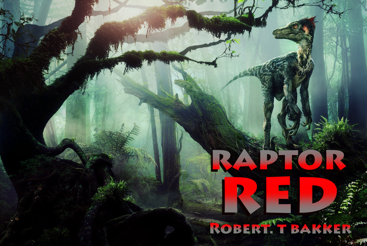 Daren horley raptor red