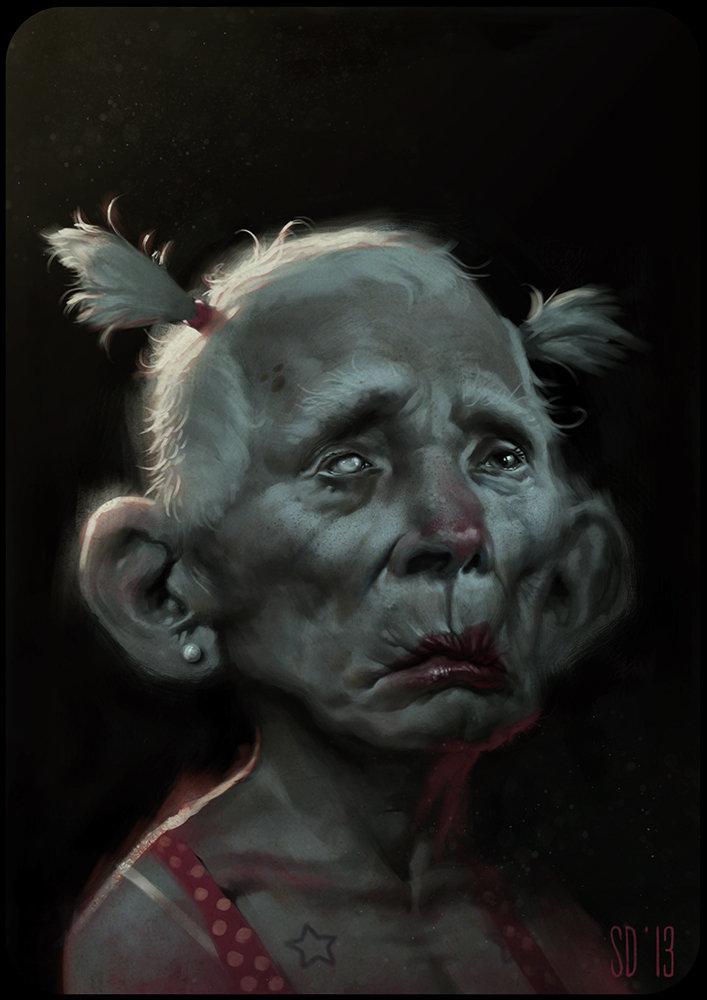 Sergio diaz oldman low