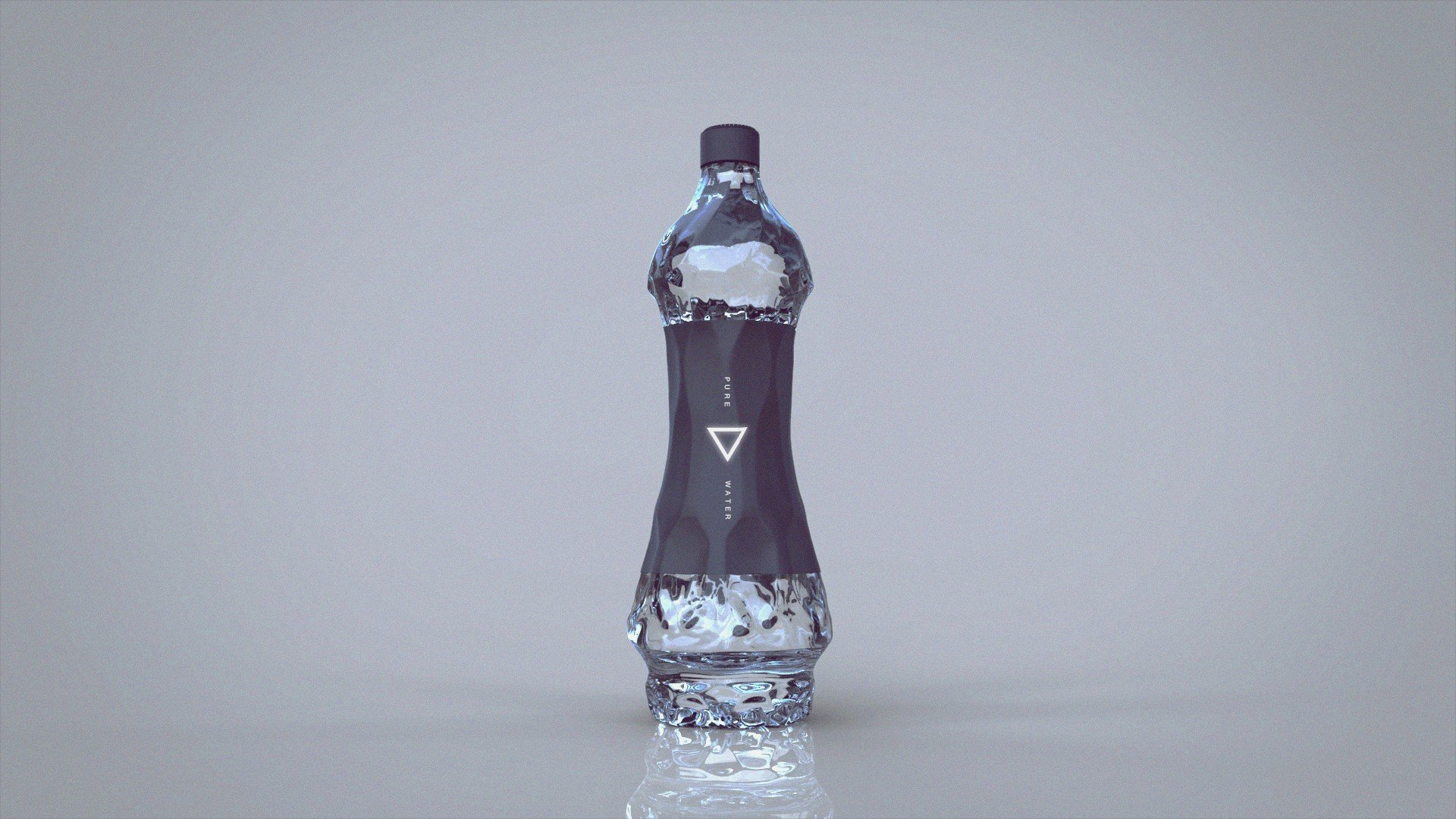 Mark chang bottle