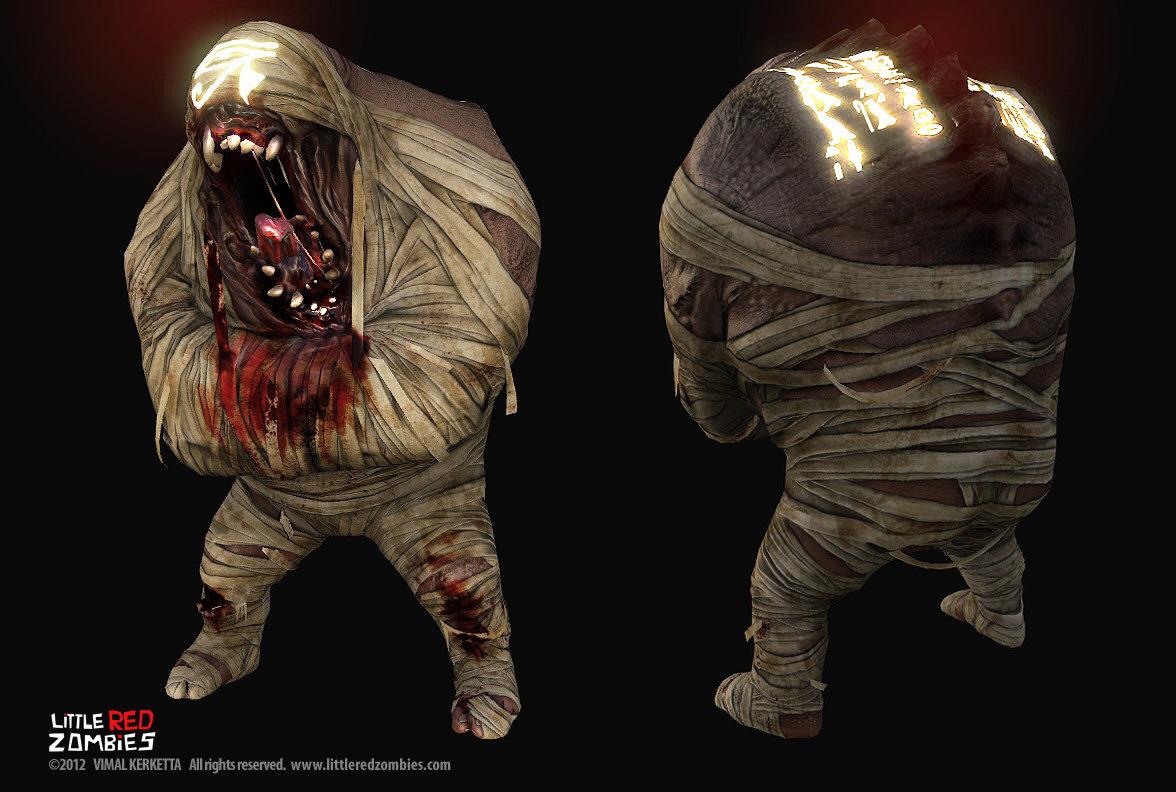 Mutant Mummy