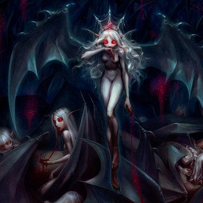 Tatiana kirgetova berserk lil vamp