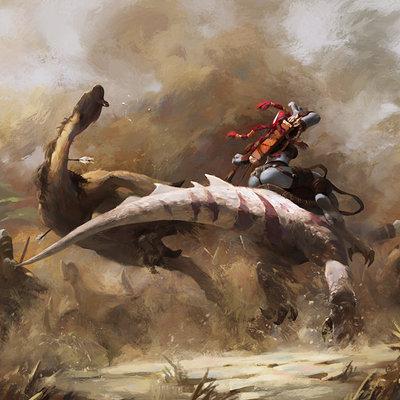 Kan liu hunting