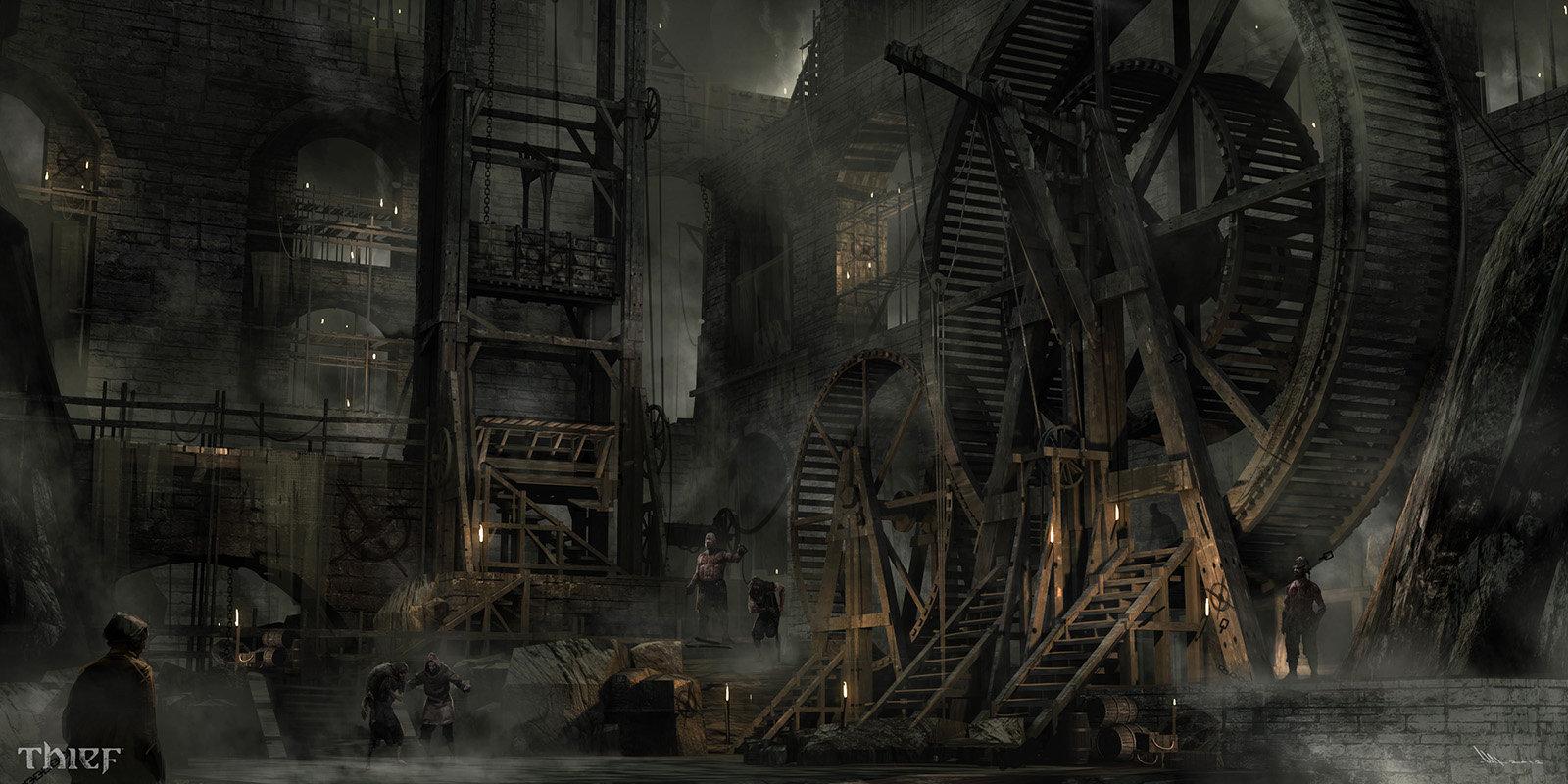 Mathieu latour duhaime hidden city human wheel 2012s