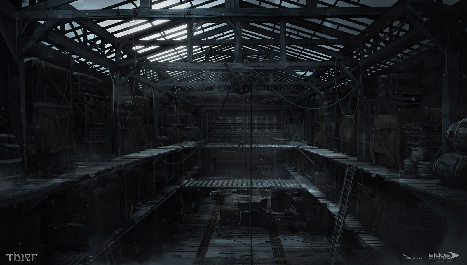 Mathieu latour duhaime warehouse inside 2012s