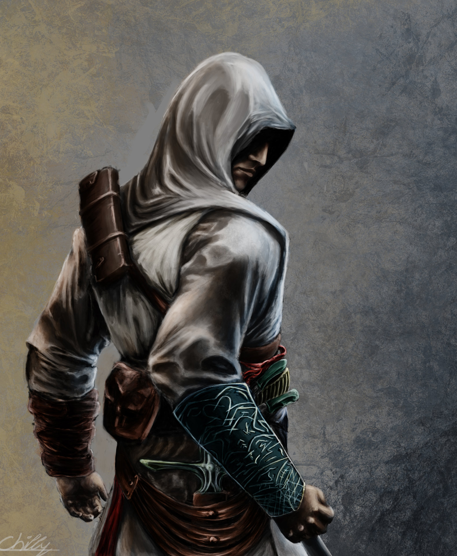 Cilica Marius Assassin S Creed Fan Art