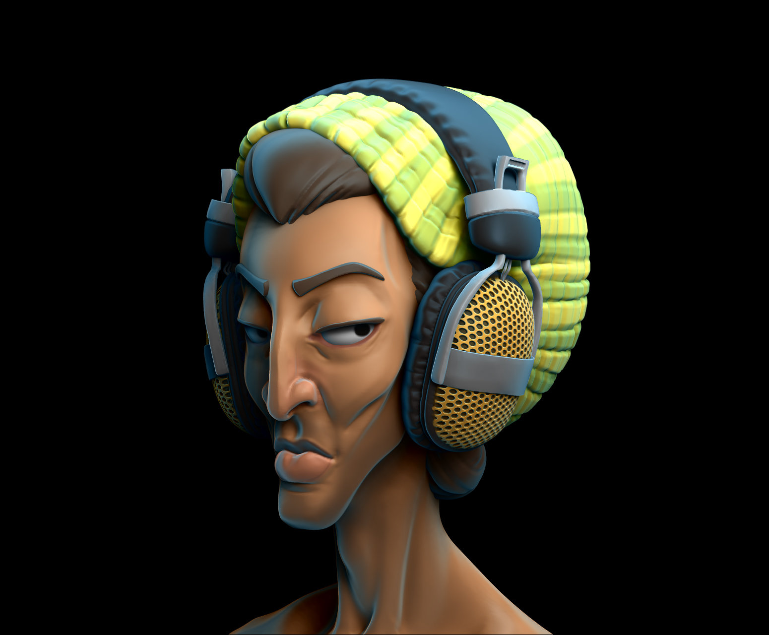 Speed Sculpt 01