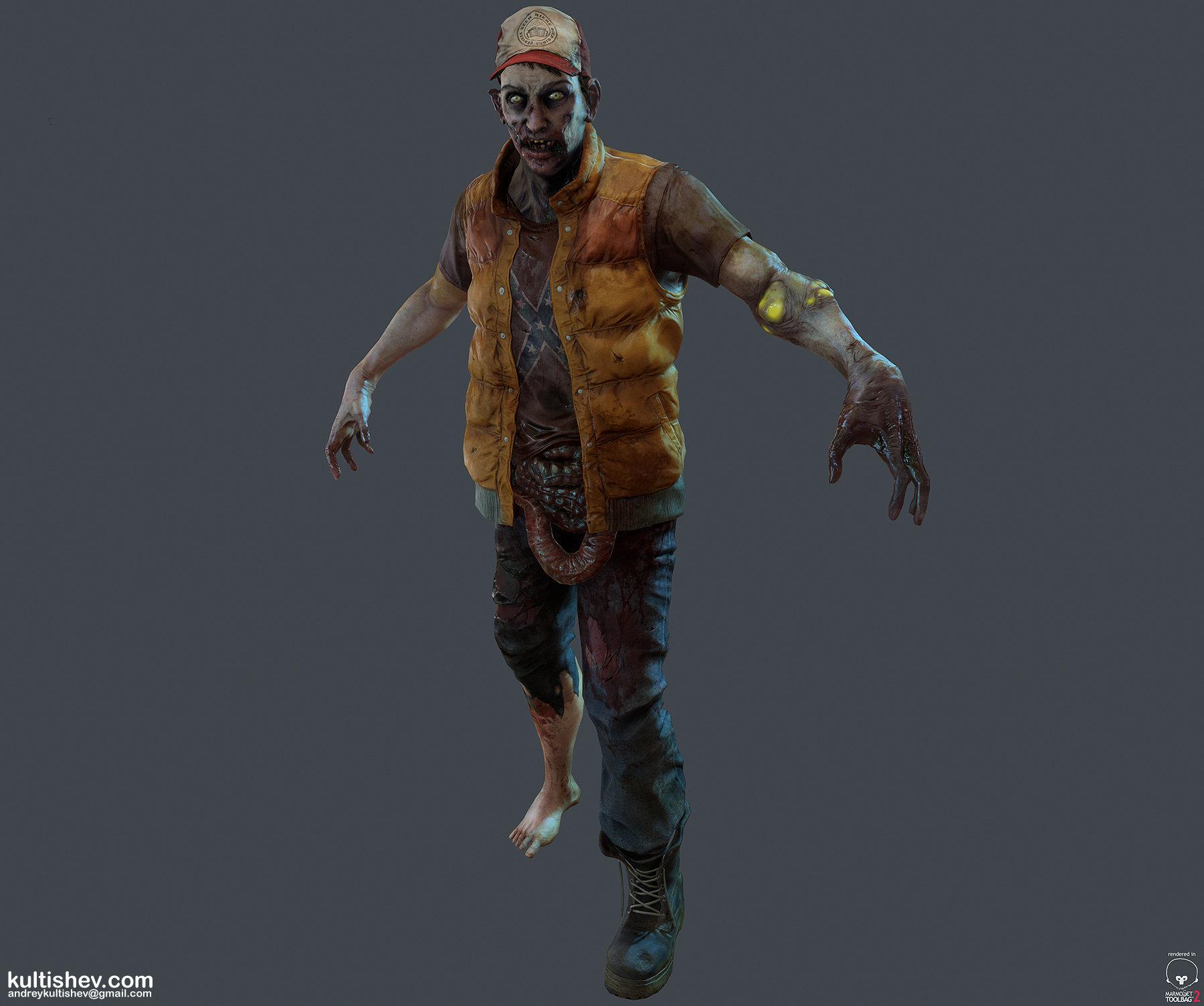 Andrey kultishev kultishev zombie lp