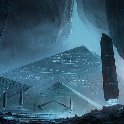 Jorge jacinto ice pyramids by jorge jacinto