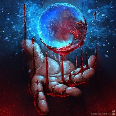Dmitry desyatov blood magic jpg