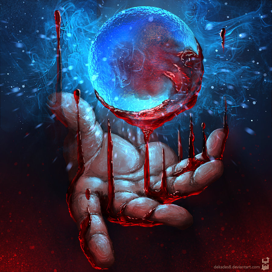 Dmitry desyatov blood magic jpg