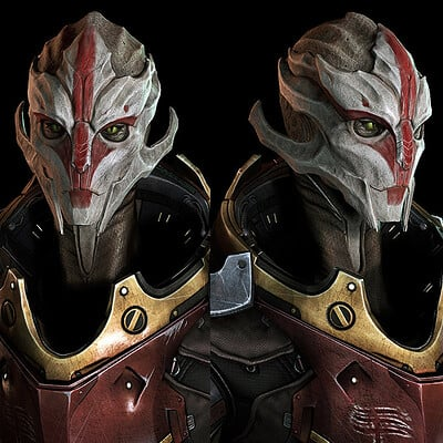 Mass Effect - Nyreen