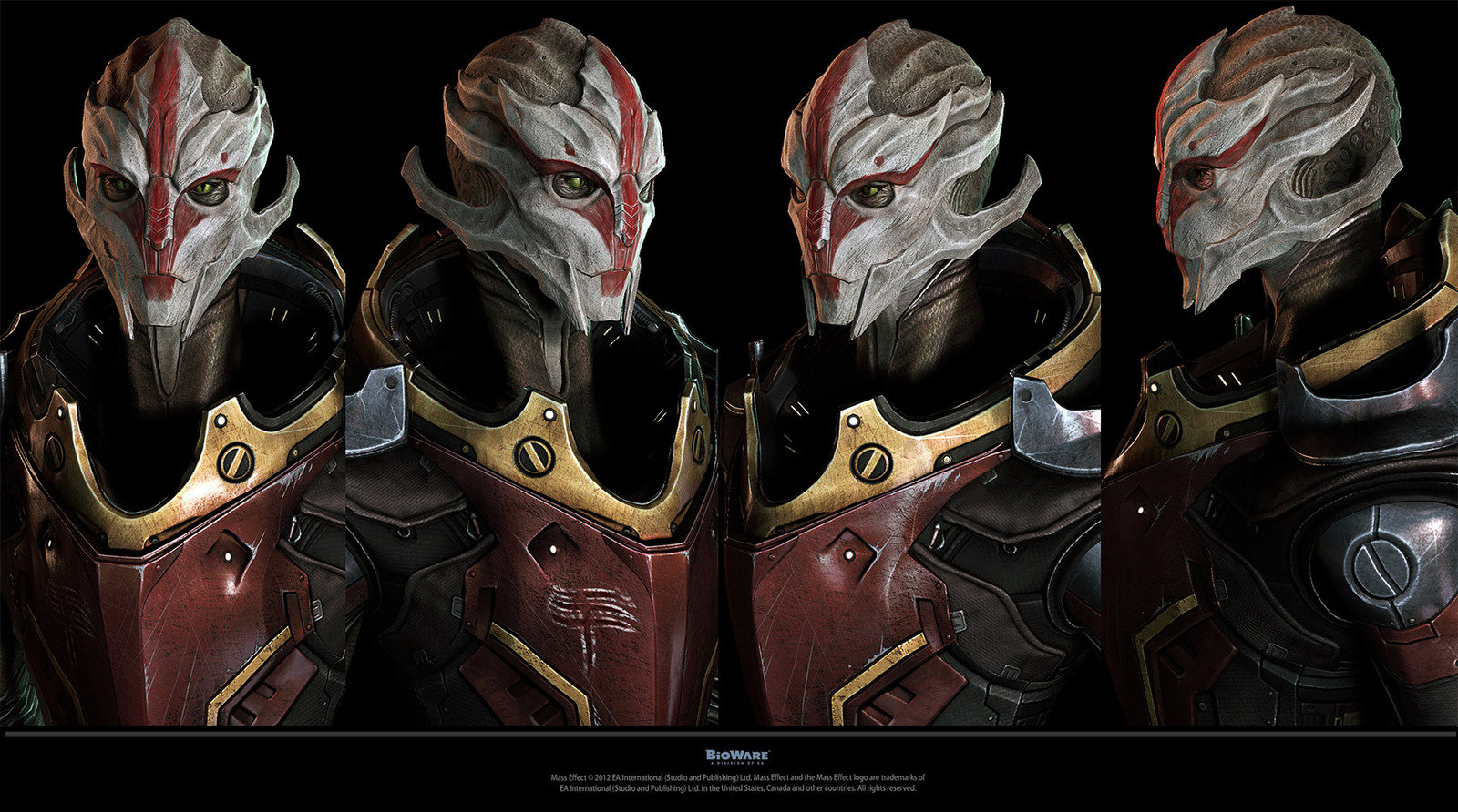 Artstation Mass Effect Nyreen Raf Grassetti