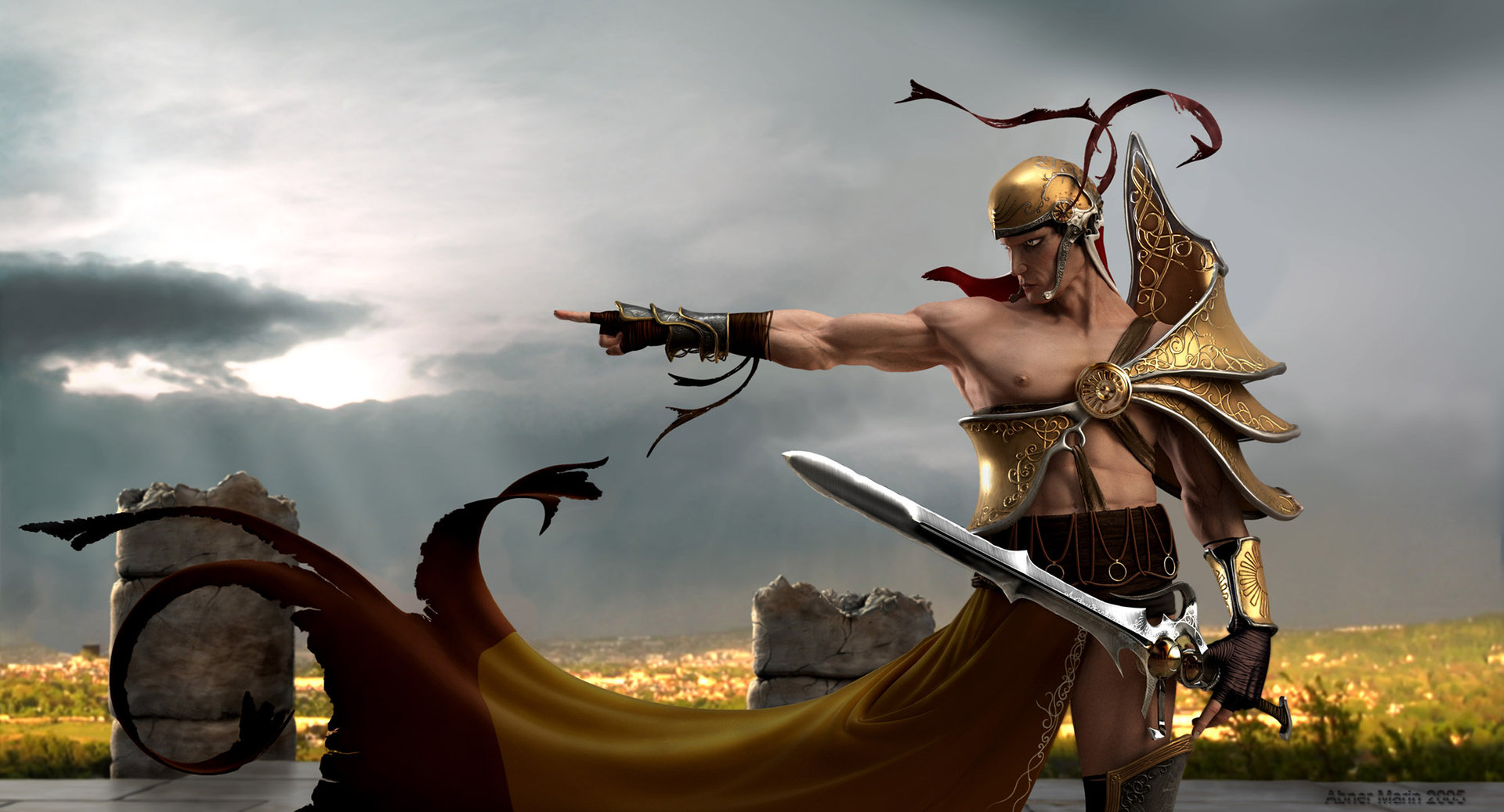 Abner marin swordman 1200