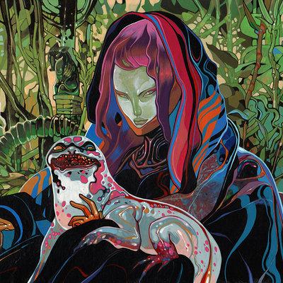 Jakub rebelka salamandra