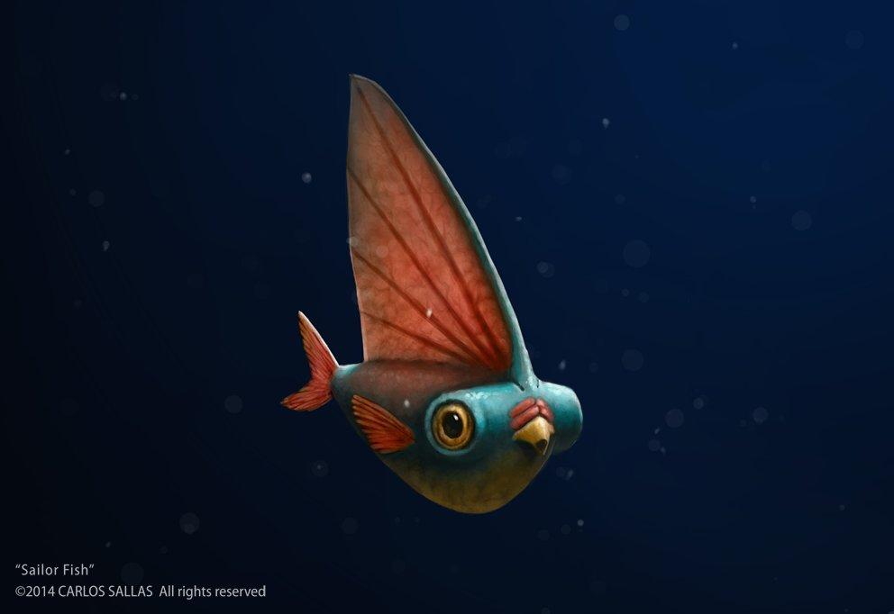 Sailor Fish