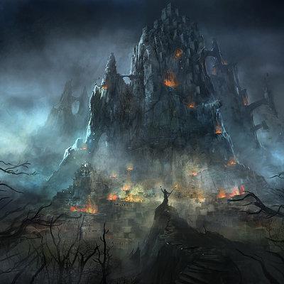 Jeff brown dark castle4
