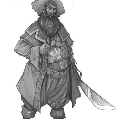 Denys tsiperko pirate