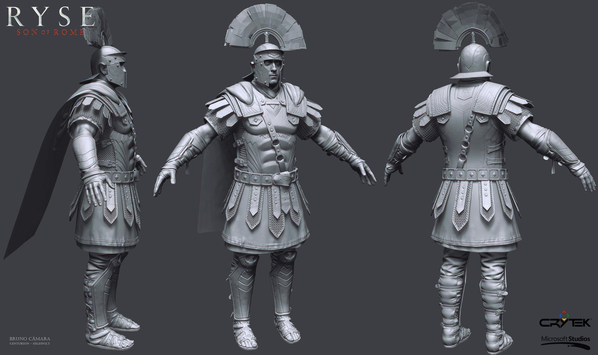 Bruno camara centurion high brunocamara