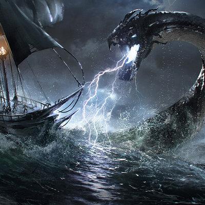 Grzegorz rutkowski seafight monster final 1400