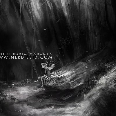 Nasrul hakim woods fb custom