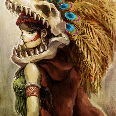Aco chang 20140201 dinosaur helmet 500