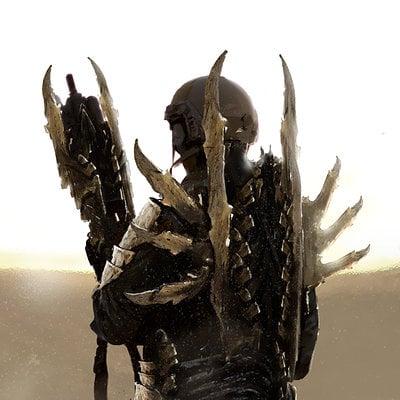 Mack sztaba fossil soldier