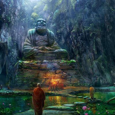 Suresh pydikondala bodhidharma cave