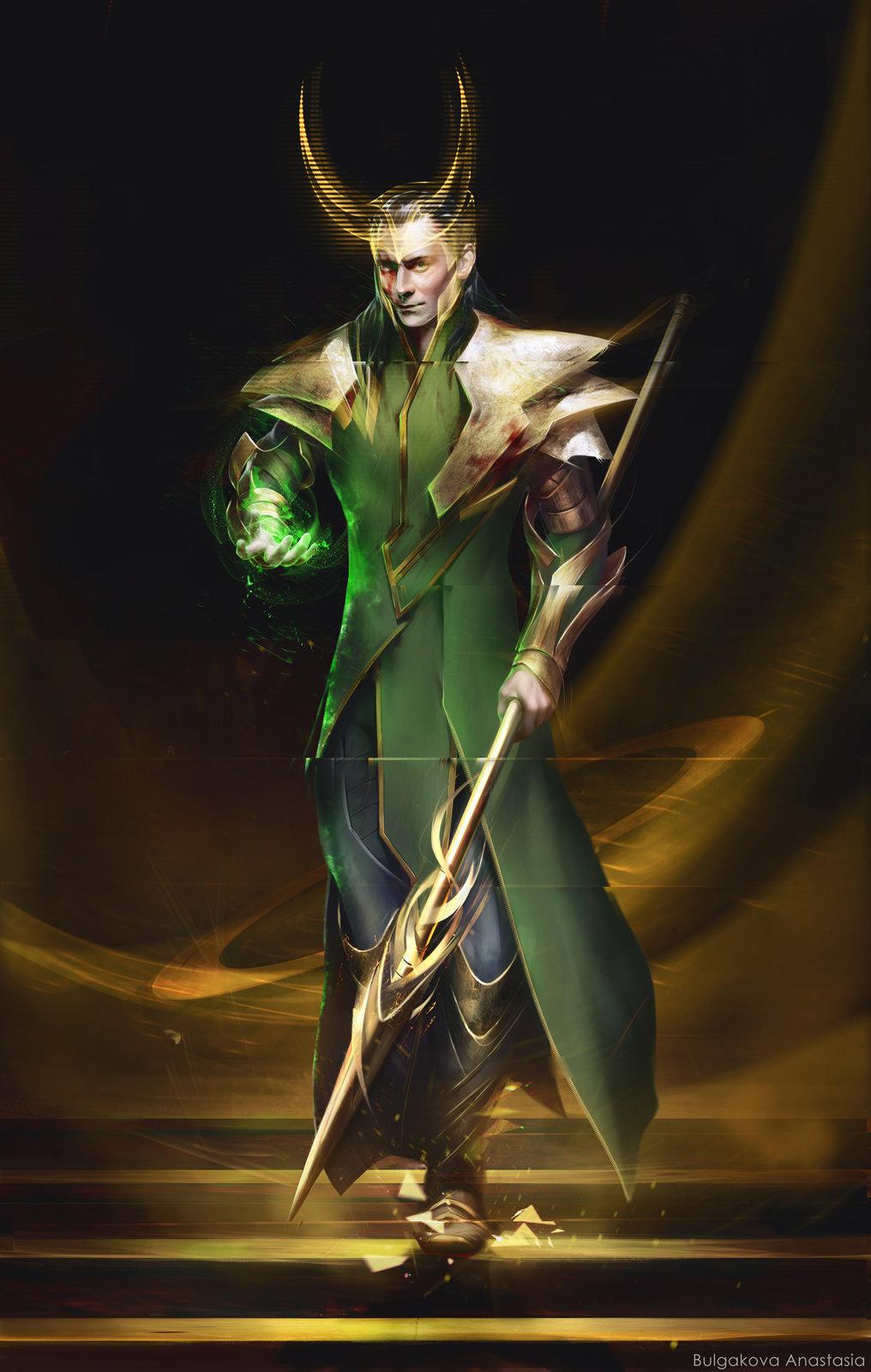The tsar of Asgard.