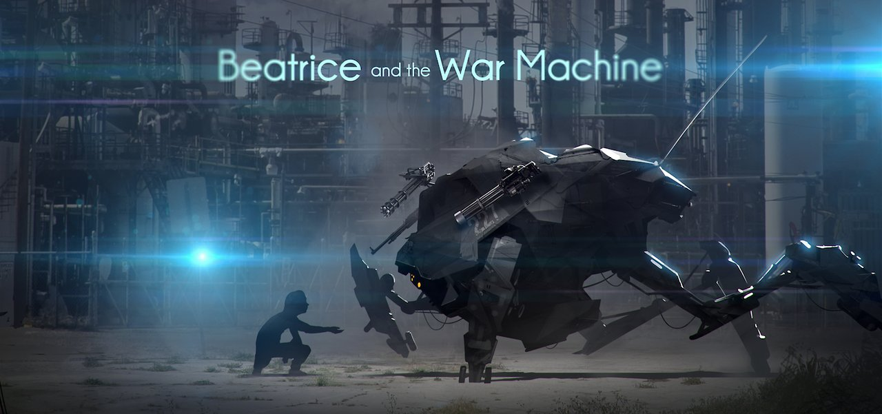 Beatrice and the Warmachine
