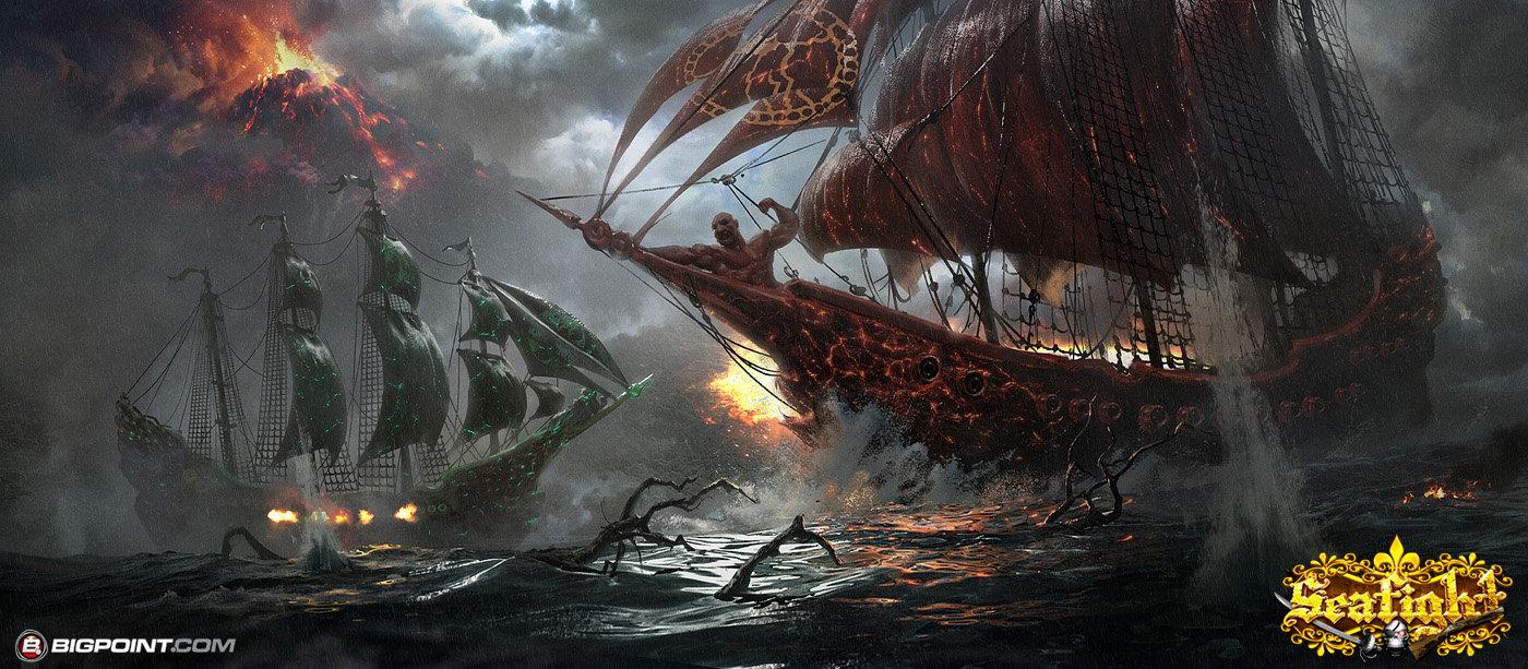 Grzegorz rutkowski ship battle final 1400