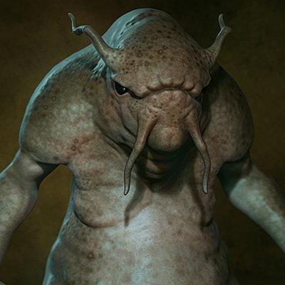 Ste flack creature01