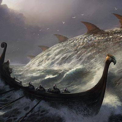 Thomas wievegg ominous ocean 2