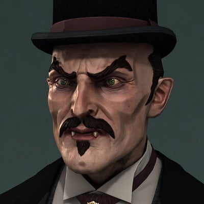 Dracula game res