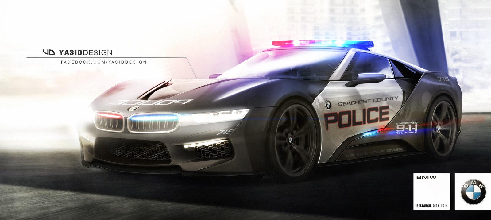 BMW Cop concept