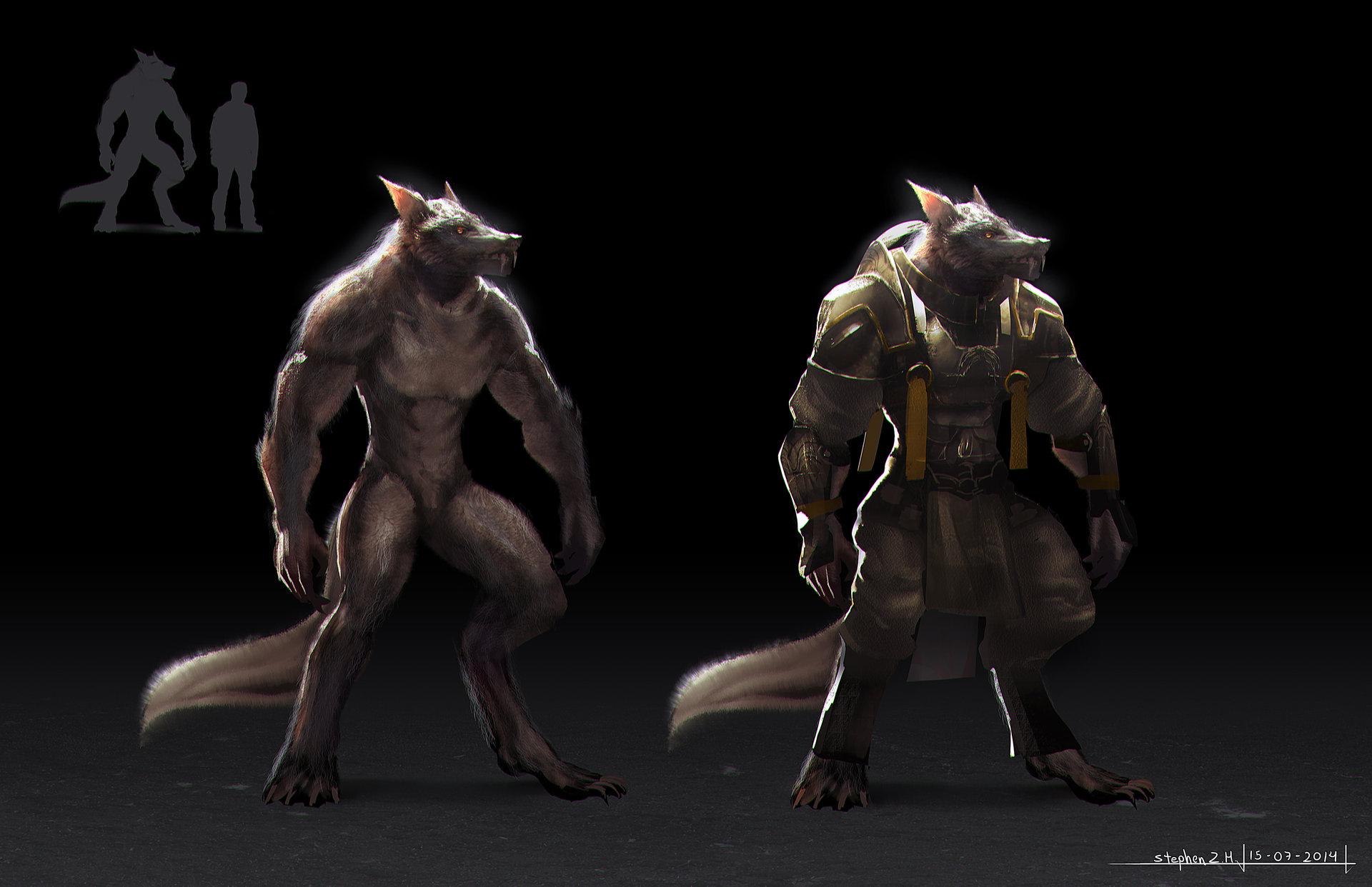 Stephen zavala werewolf 4 2